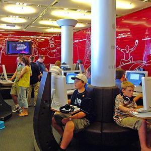Интернет-кафе Шатуры