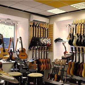 Музыкальные магазины Шатуры