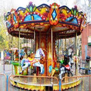 Парки культуры и отдыха Шатуры