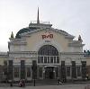 Железнодорожные вокзалы в Шатуре