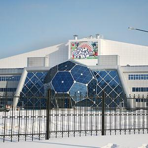 Спортивные комплексы Шатуры